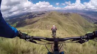 Cusco Peru Mountain Biking
