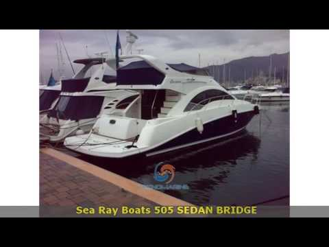 Sea Ray Boats 505 SEDAN BRIDGE