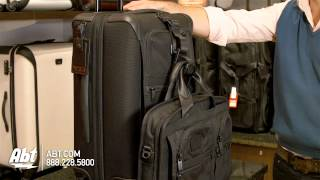 Tumi Alpha 2 Medium Trip Expandable 2 And 4 Wheeled Packing Case Overview