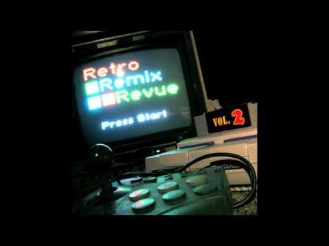 Retro Remix Revue - Mario Paint - Gnat Attack Level 1