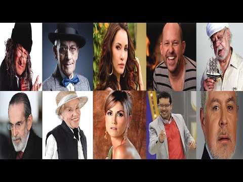 Big Famous Actors of Colombian TV Who Have Already Died Tops