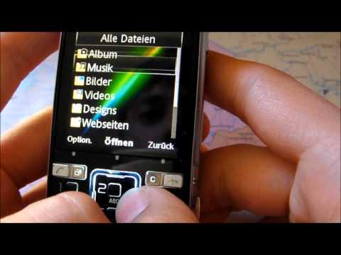 Sony-Ericsson K850i Vorstellung