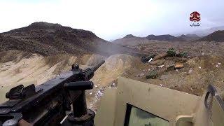 مقتل قيادي ميداني للمليشيا بنيران الجيش الوطني شمالي صعدة