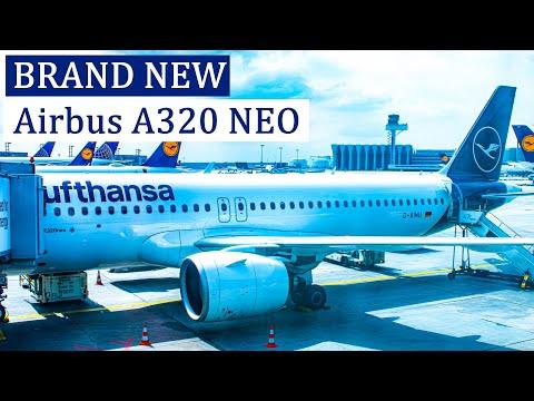 TRIPREPORT | Lufthansa | Airbus A320neo (1 MONTH OLD!) | ECONOMY | Berlin Tegel - Frankfurt