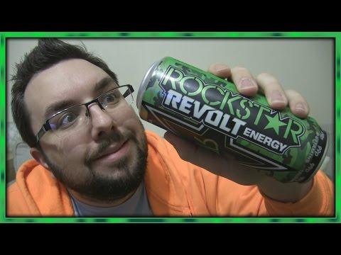 Rockstar Revolt KIller Citrus (Grapefruit) Review