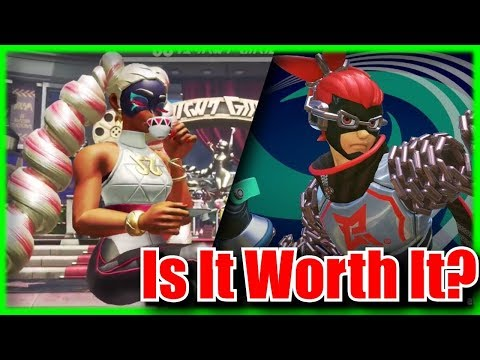 ARMS Nintendo Switch Review - An Unexpected Surprise! - 동영상