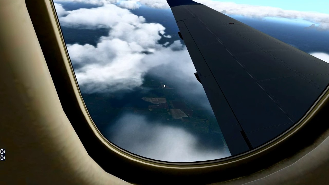 X Plane 11 Xenviro Clouds - YouTube