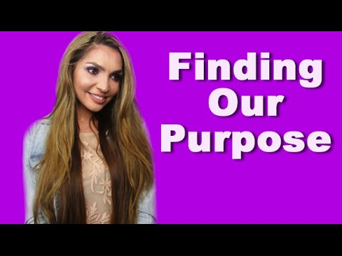 finding our purpose Find your life purpose with these seven funny and thought-provoking questions.