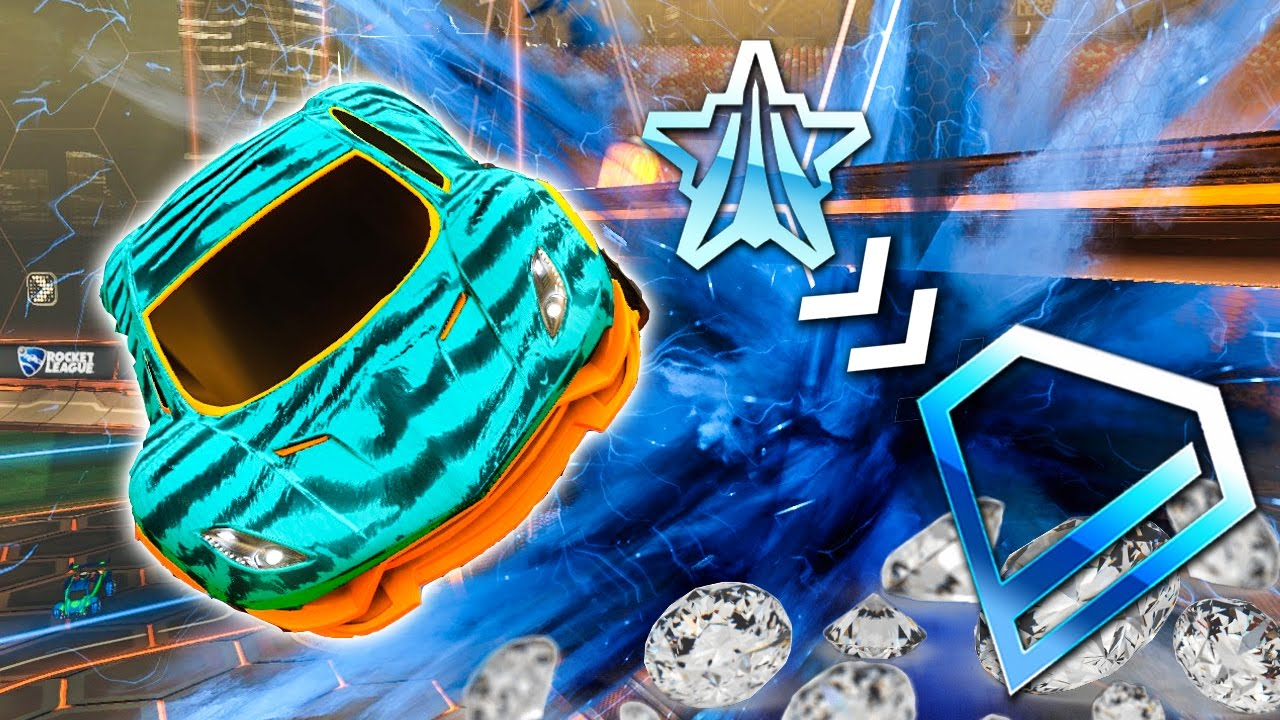 GET ME OUT OF PLATINUM ROCKET LEAGUE!