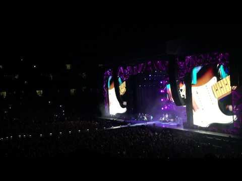 The Rolling Stones - Wild Horses (Ralph Wilson Stadium)
