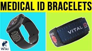 10 Best Medical ID Bracelets 2019