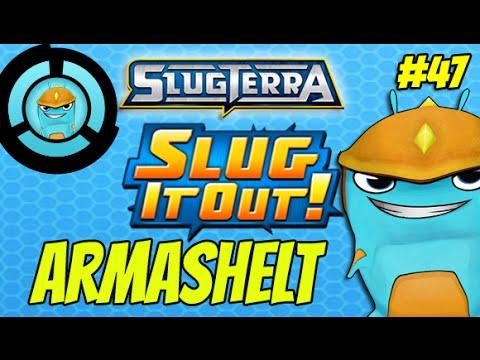 Slugterra Slug it Out! #47 Armashelt  (Chapter 14 part 2)