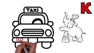 Такси Рикша перевозка животных