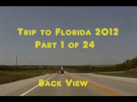 Trip to Florida 2012 | Rear View | 1 of 24 | From Omaha, NE to Hiawatha, KS