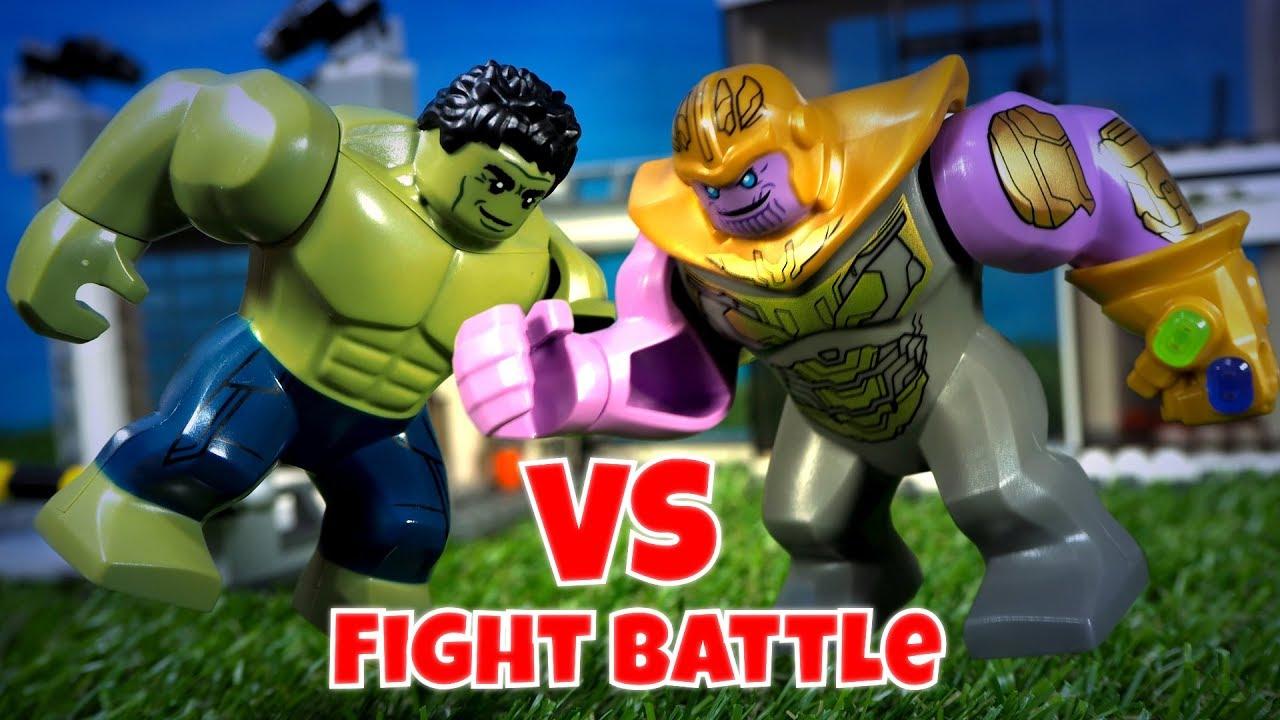 Hulk Vs Thanos Images