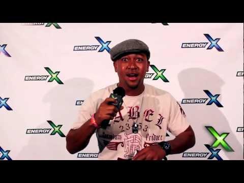 Percy Daggs III  EnergyX Gum