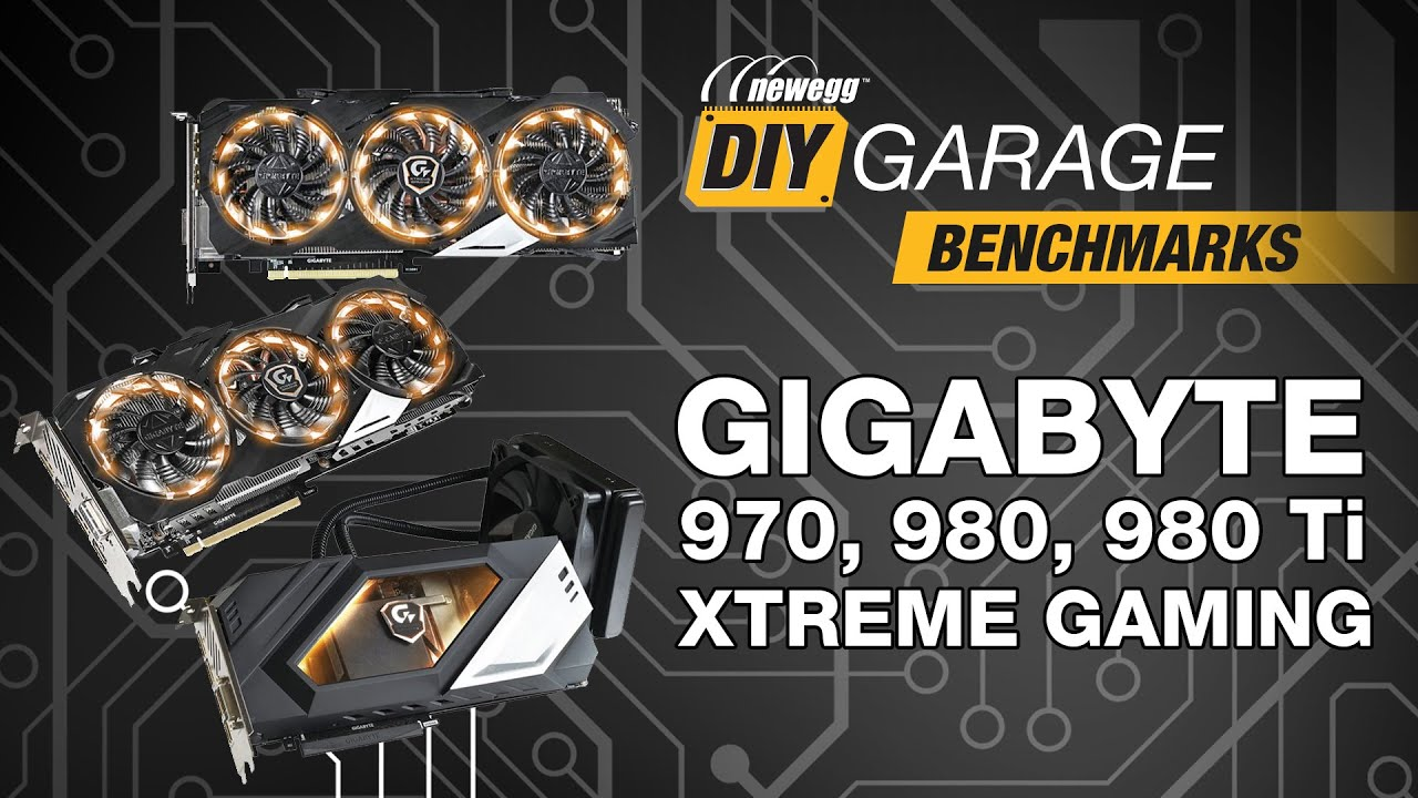 Newegg DIY Garage: Gigabyte Xtreme Gaming Graphics Cards