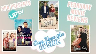 Once Upon an Upside Episode 16: February Movie Recap