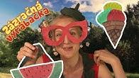 Ako sa vyrába letná melónová kabelka, zmrzlina a okuliare - Zázračná vyrábačka