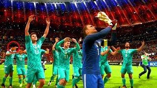 WENN LEROY SANÉ IM DFB KADER GEWESEN WÄRE ... ❌🏆 FIFA 18 WM Modus Playthrough mit Deutschland
