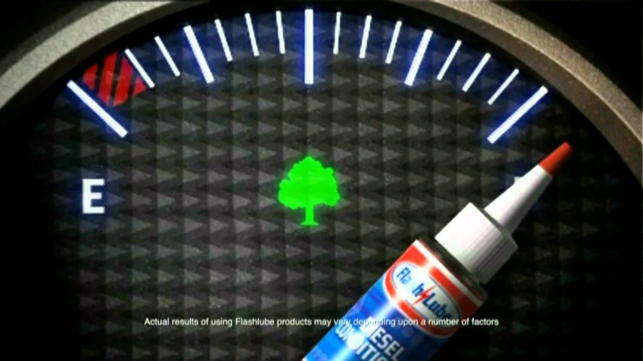 Flashlube Diesel Fuel Conditioner (TVC)