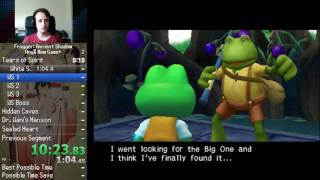 [PB]Frogger: Ancient Shadow in 2:18:34