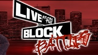 Live From The Block - Hosted By DIZASTER - Call The Coroner 1 (Feb 22)