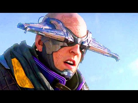 LAWBREAKERS Official Cinematic Trailer (2017)