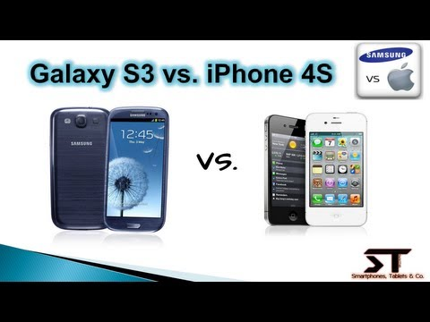 Samsung Galaxy S3 vs. Apple iPhone 4S | SwagTab