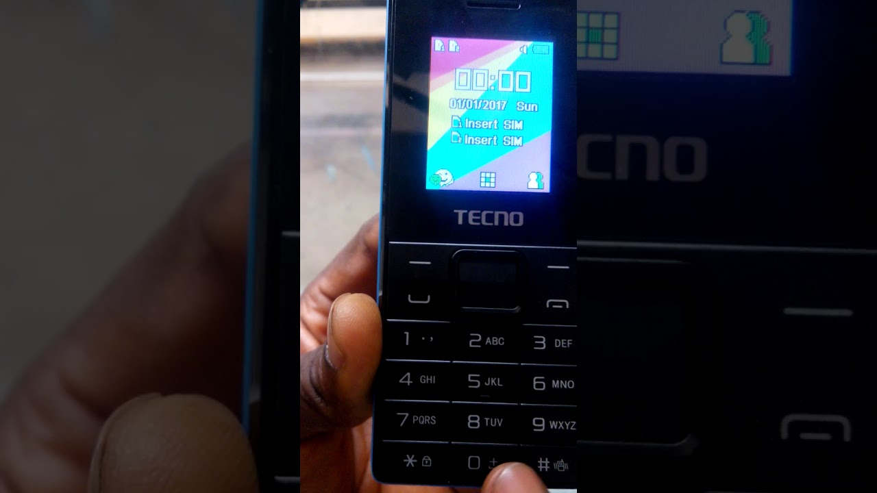 HARD RESET FOR TECNO T350  by BIZAY TV GH
