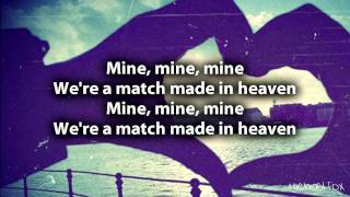 Mohombi - Match Made In Heaven [Lyrics on Screen] (March 2011) M