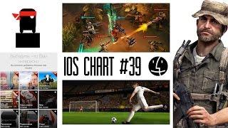 iOS Chart #39 - Лучшие бесплатные проекты недели! #качатьобязательно