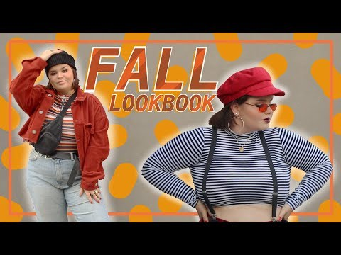 ♡ FALL LOOKBOOK ♡ fat girl outfits | @mariya.ae from YouTube · Duration:  4 minutes 11 seconds