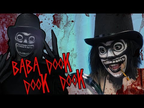 YOU CAN'T ESCAPE THE BABADOOK! - Best Halloween Movies // Megan's Monsters | Snarled