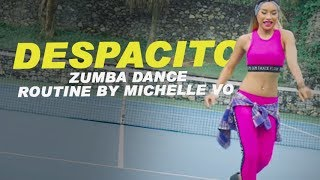 Despacito | Luis Fonsi ft. Daddy Yankee | Zumba Dance Routine by Michelle Vo | Khẽ thôi cưng à