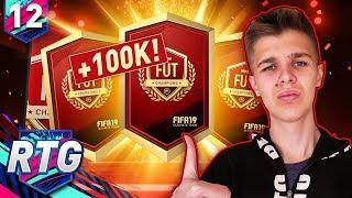 Świetny ZAROBEK za... | FIFA 19 Ultimate Team RTG [#12]