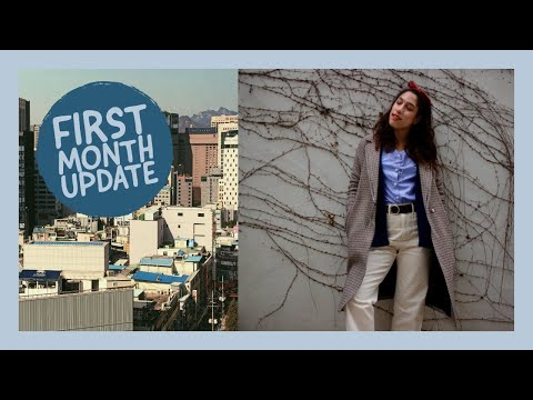 Living In South Korea: My First Month Update