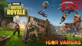 FORTNITE Ft. PITITINHA GAMES! Ps4