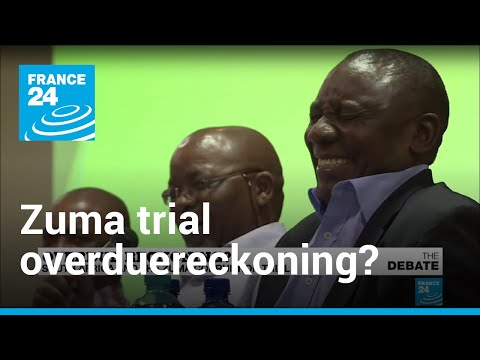 Overdue reckoning? South Africa and the Zuma corruption trial