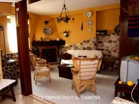 Casas rurales en c ceres casa rural abuela maxi en riolobos youtube - Casa rural abuela maxi ...