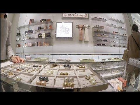 Dior Luxury Shopping Vlog in Vancouver! Spring 2018 Collection - Dior Jewelry, Dioramas, Lady Dior +