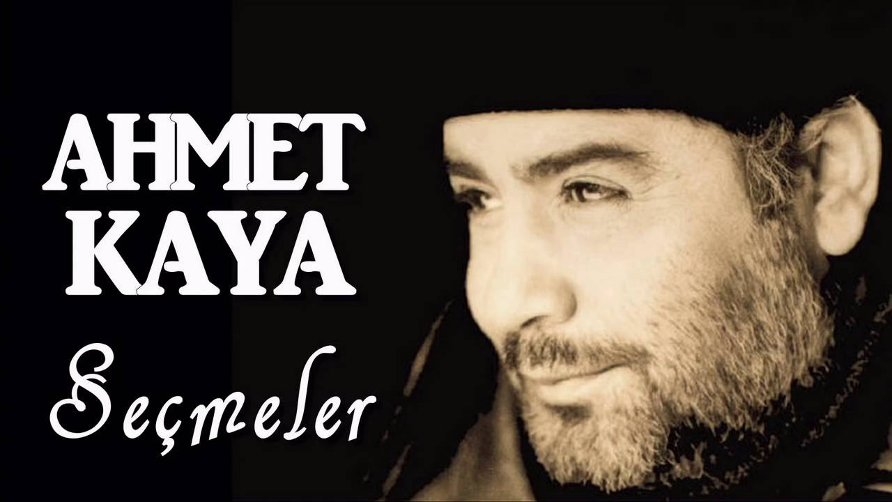 Ahmet Kaya Seçme Parçalar   Part 1