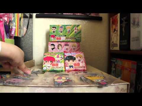 Yu Yu Hakusho Rubber Mascot Volume 3 & 4 Unboxing
