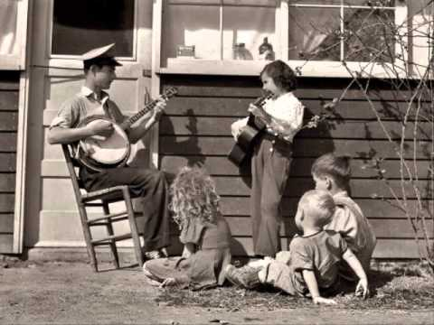 Ed McCurdy - O Suzanna (American folk song - Stephen Foster)