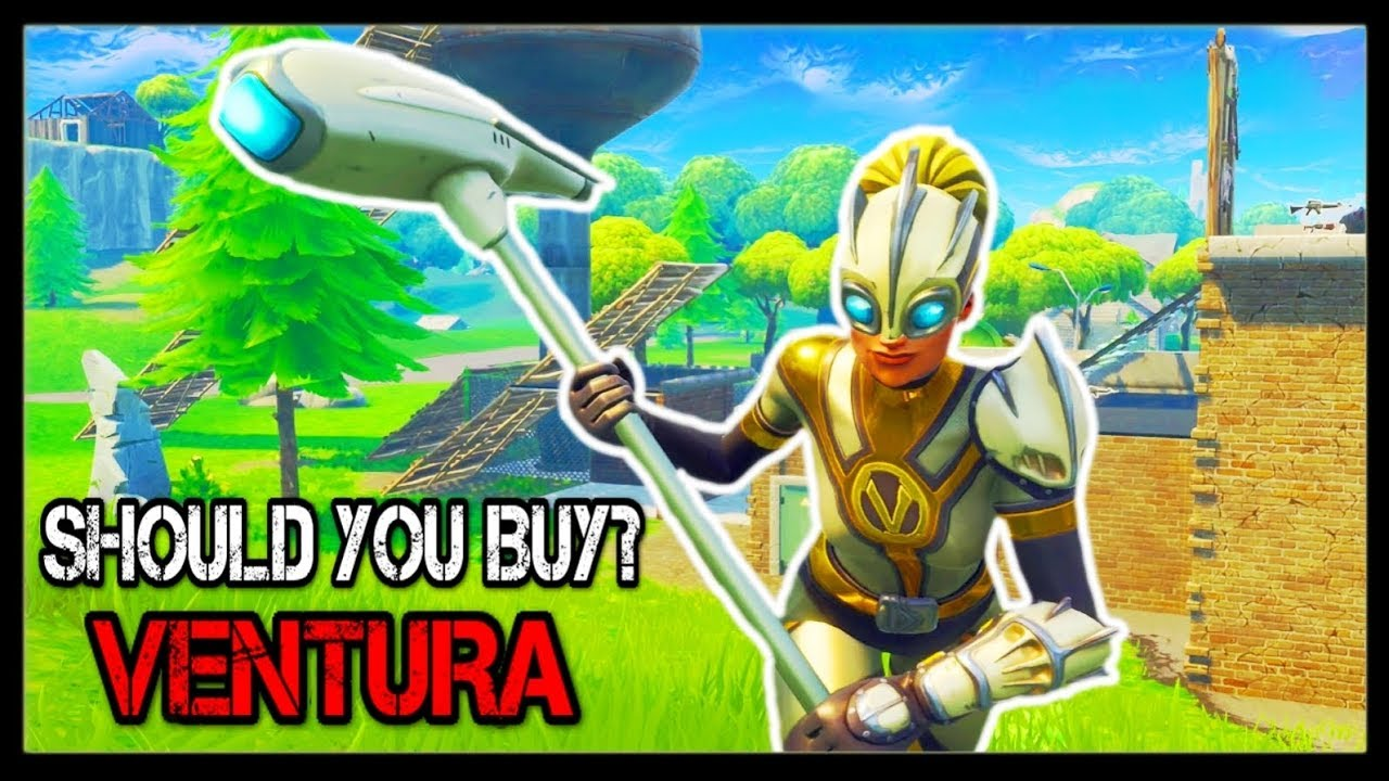 Fortnite new ventura skin gameplay airfoil triumph - Ventura fortnite ...