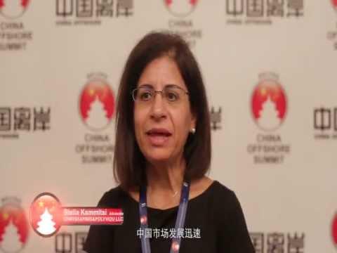 China Offshore Summit Beijing 2013