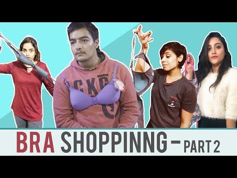 BRA SHOPPING Part 2 | Funny Video | AASHIV MIDHA thumbnail