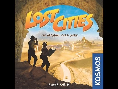 LOST CITIES -LIVE!