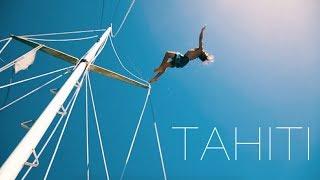 Tahiti: Eros, Justin & Mathi