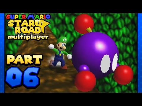 Download Super Mario Star Road: Multiplayer - Part 6: Revenge Time! (2 Player)